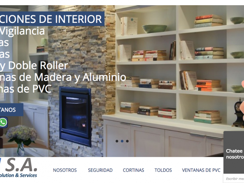 Sitio Web eCommerce WSN S.A.